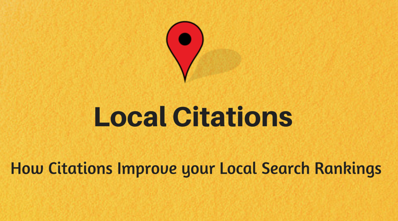 How Citations Improve your Local Search