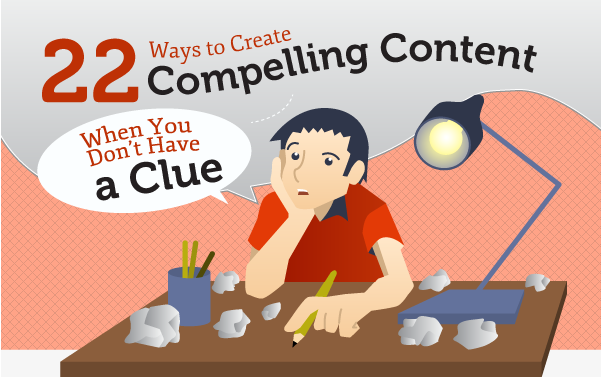 tips for creating website content