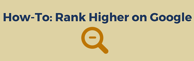 how to rank higher in Google for any keyword