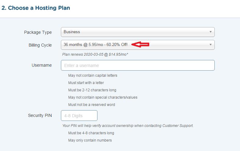hostgator discount coupon hosting plans deal