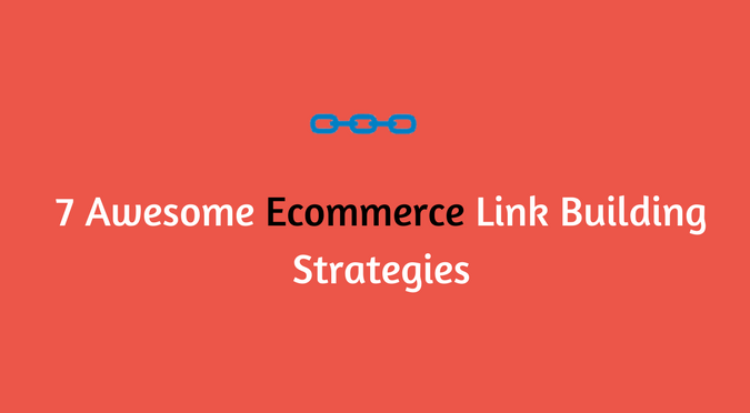 link building for ecommerce sites