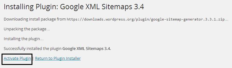 add-google-xml-sitemap-plugin-wordpress-step4