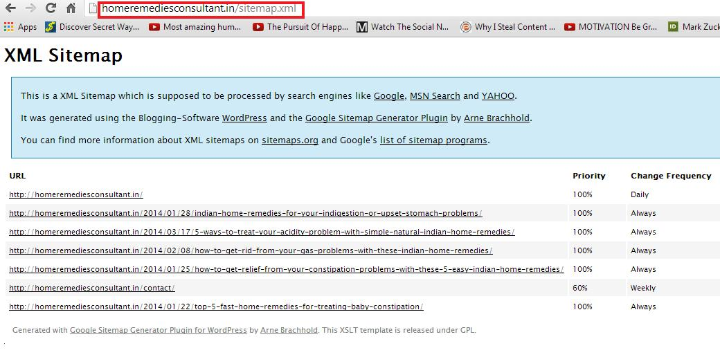 how to add sitemap to google