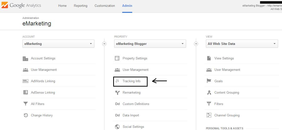 Google Analytics Installation WordPress