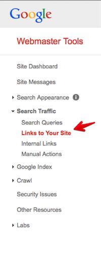 website-links-googlewebmastertools