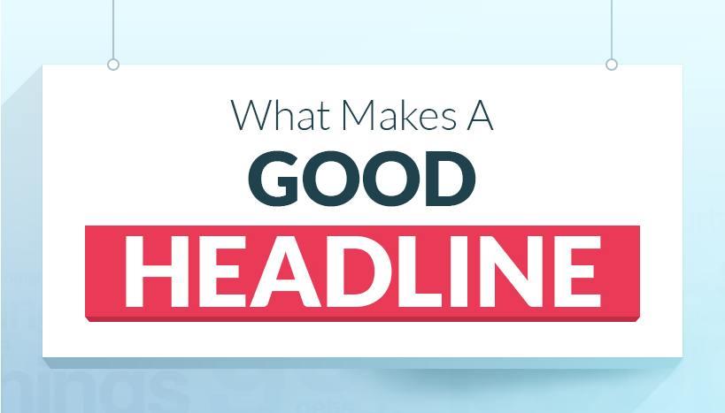 how to create headlines