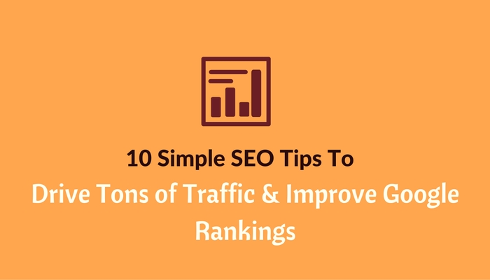 seo tips to improve seo rankings and increase traffic