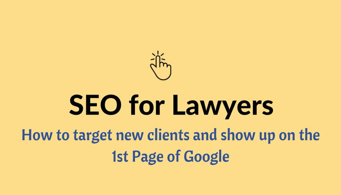 seo for lawyers attorneys