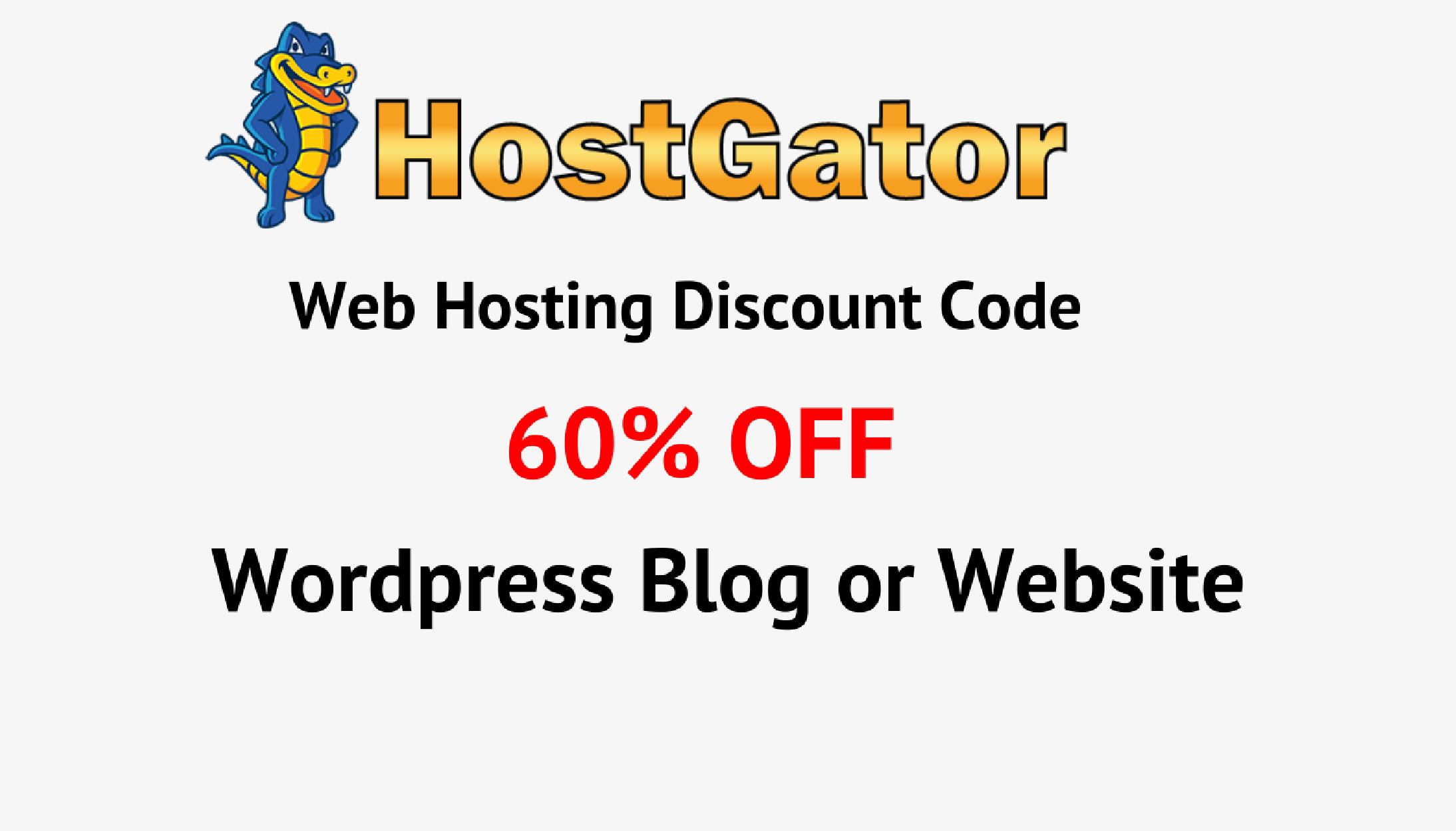 Hostgator 2017 maximum discount coupon code