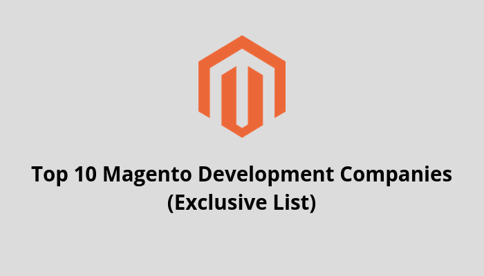 magento development companies top best list