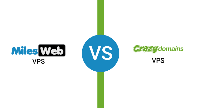 milesweb vs crazy domains