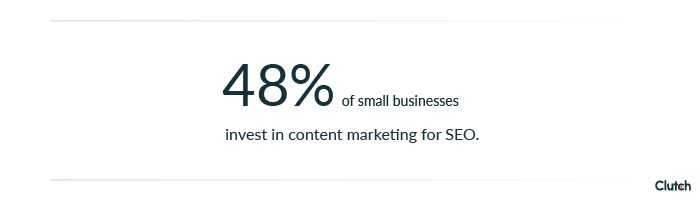 small businesses content marketing