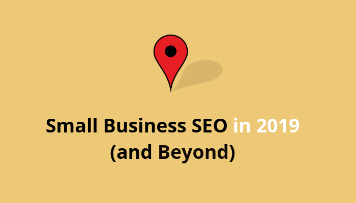 2019 small businesses seo