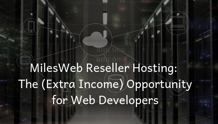 reseller hosting for web developers